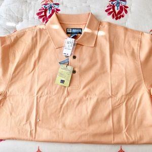 Jos. A. Bank Men's Orange Dress Shirt